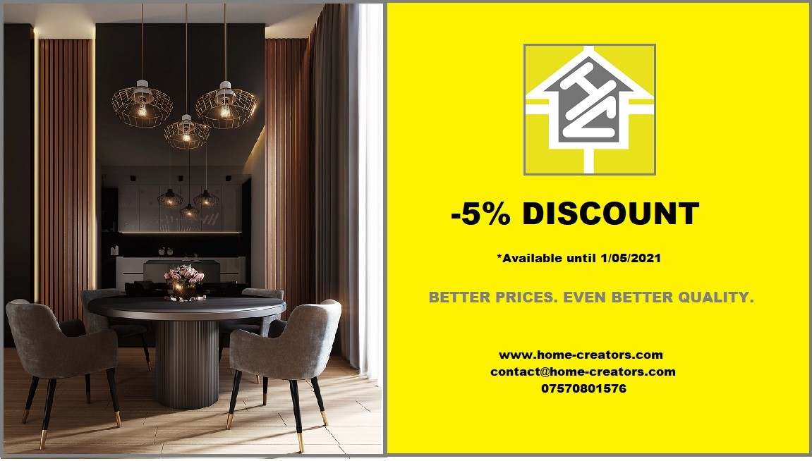 Special Offers on Interior Design Services